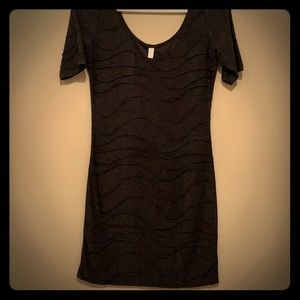 NWOT fitted cotton sleeved dress